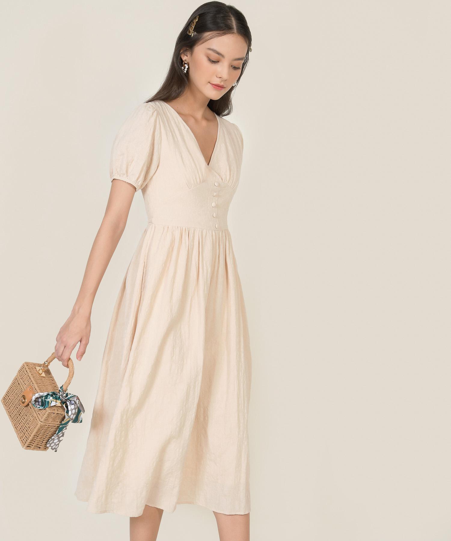 lillet-textured-midi-dress-ecru-1