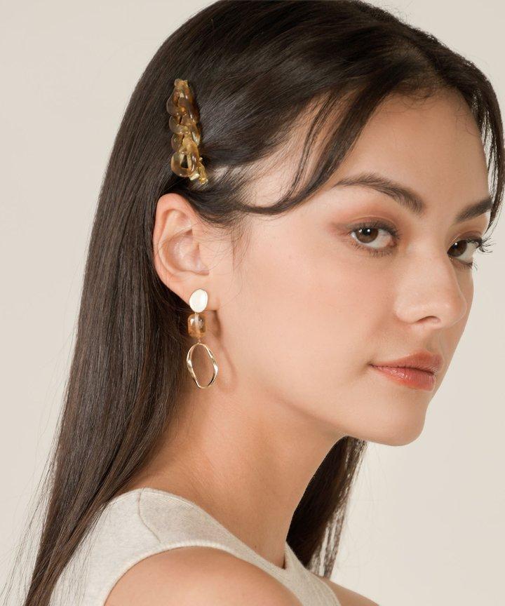Nettle Drop Earrings