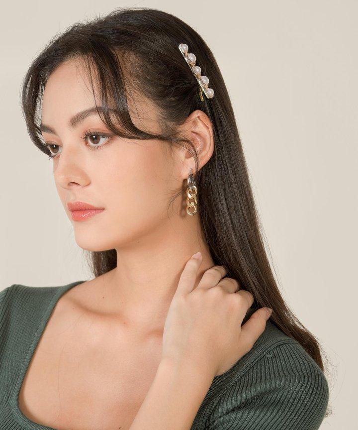 Pinto Chain Earrings
