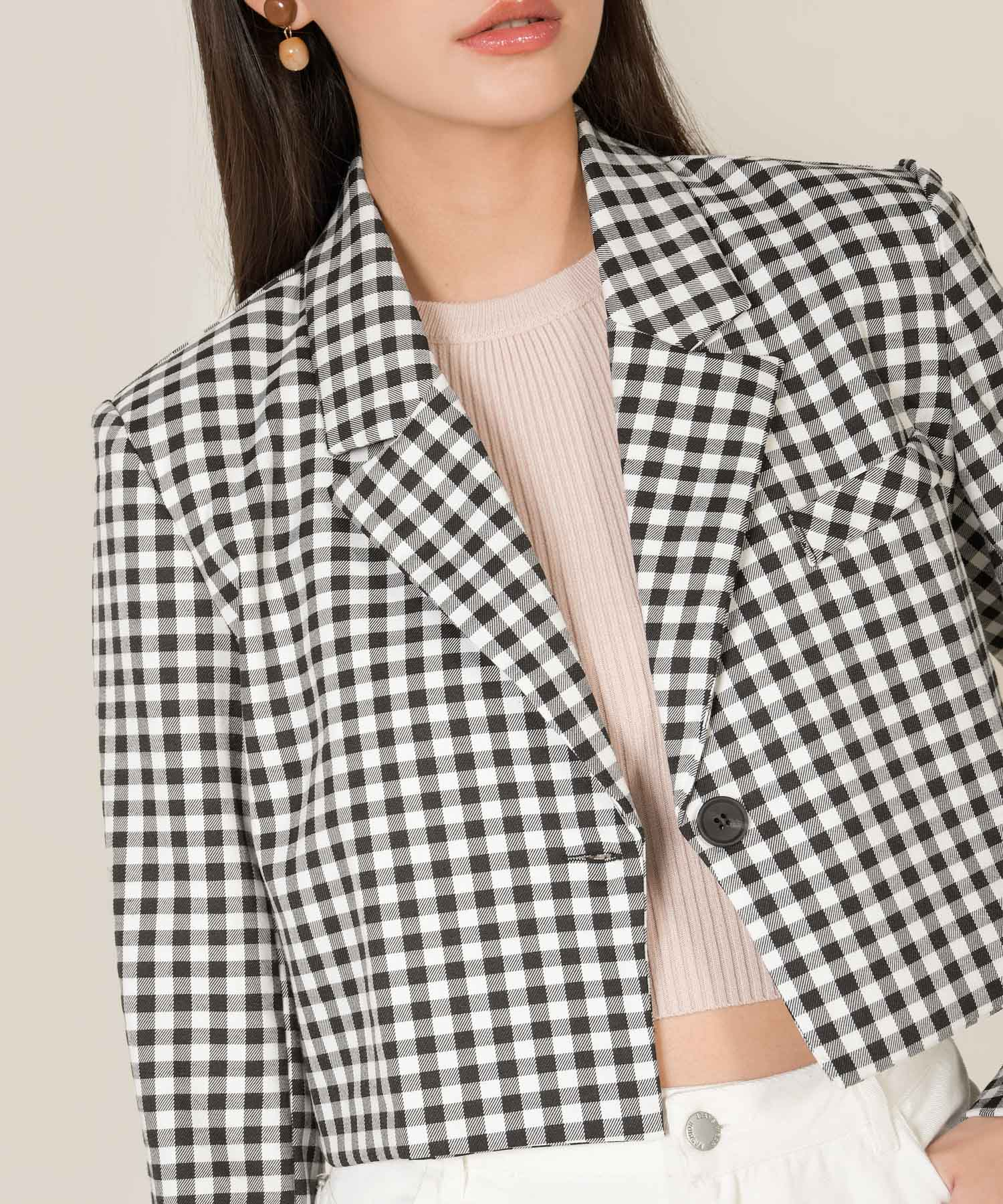cher-gingham-cropped-jacket-monochrome-1