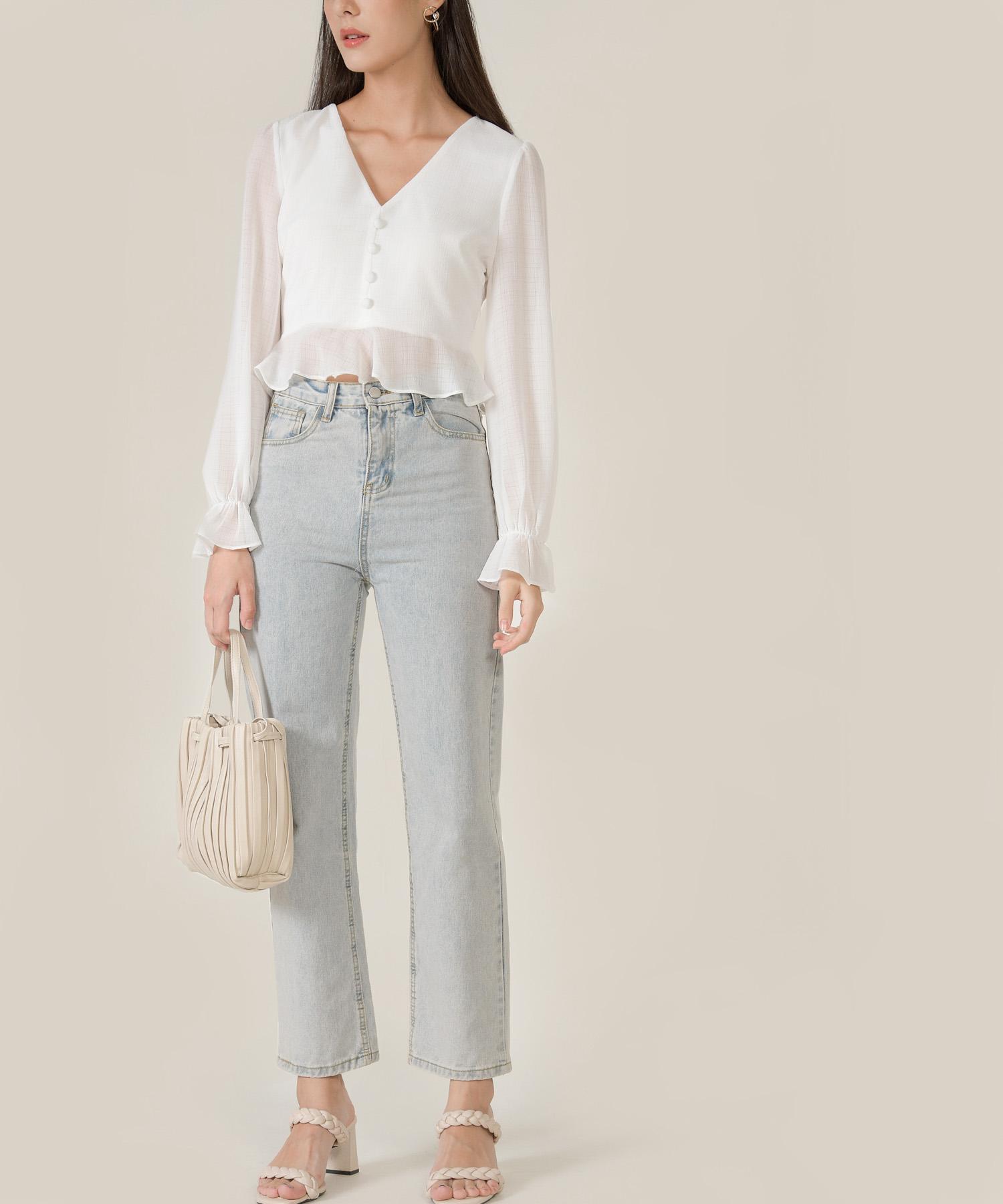 finley-textured-peplum-blouse-white-1