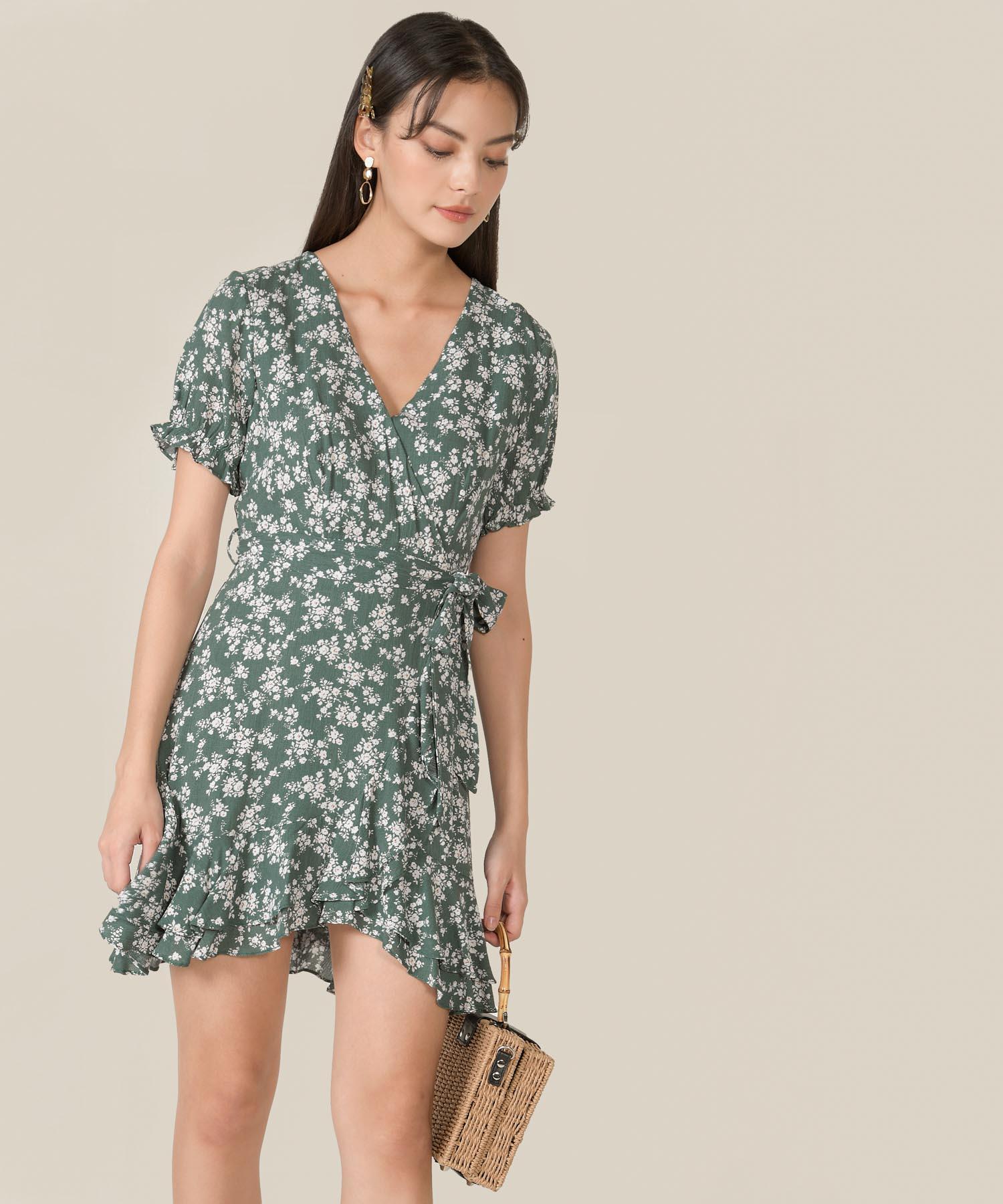 rue-floral-ruffle-overlay-dress-eucalyptus-1