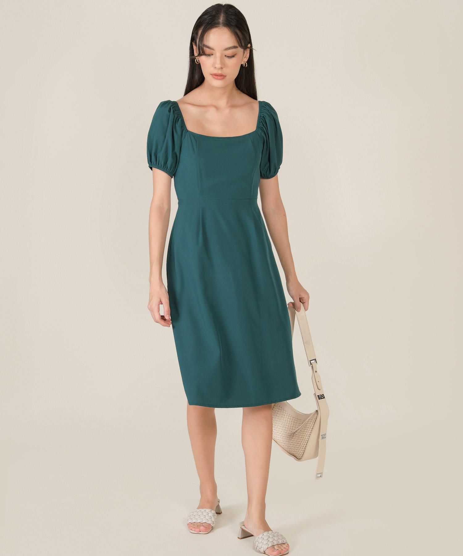 margaux-midi-dress-teal-green-1