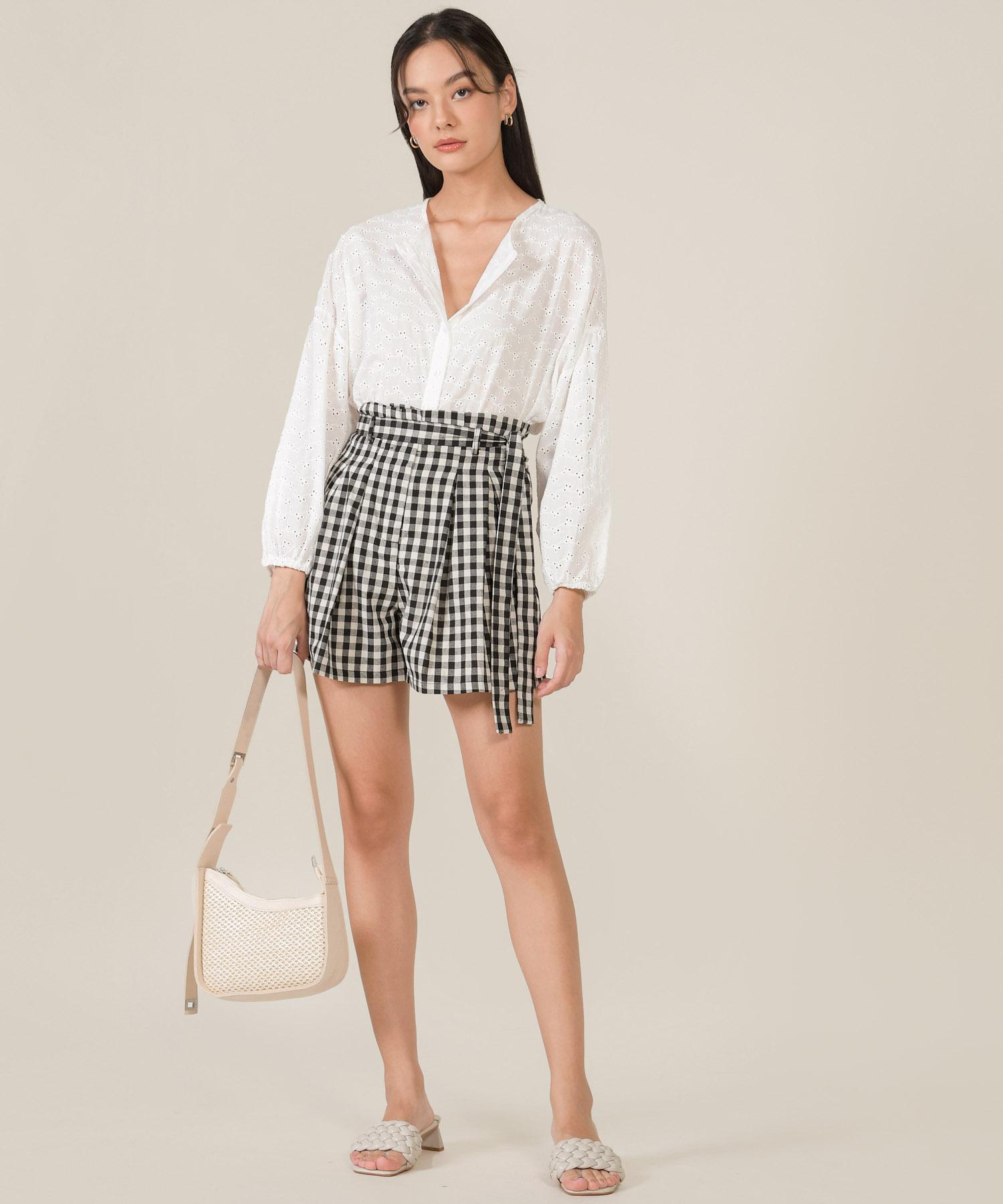 perrotta-gingham-shorts-monochrome-1