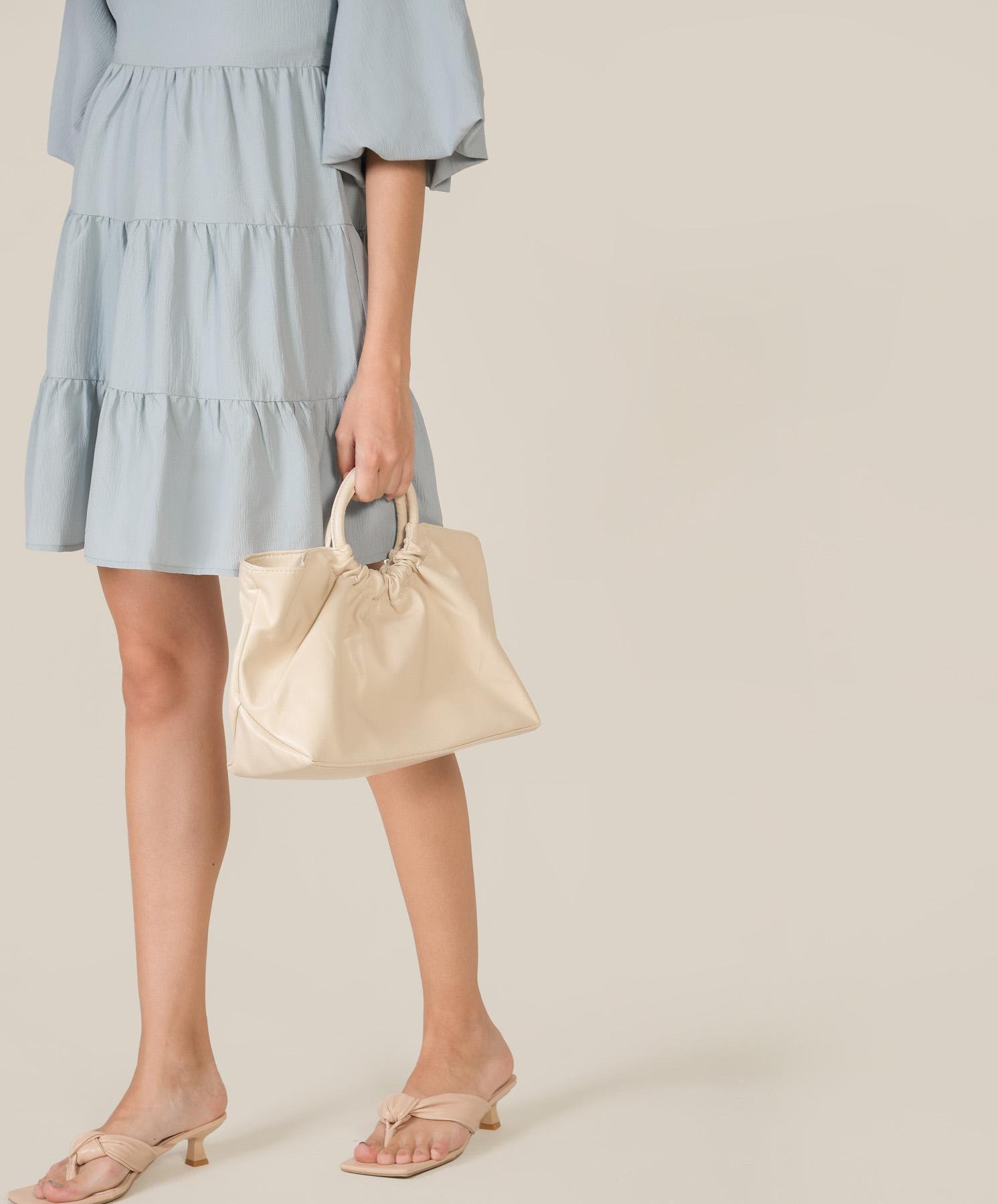malta-ruched-handbag-cream